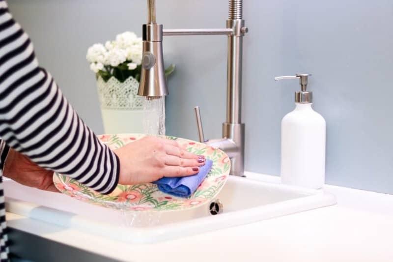 Spülmittel selber machen mit ätherischen Ölen von doTERRA - Bild 6 | textilsucht.de
