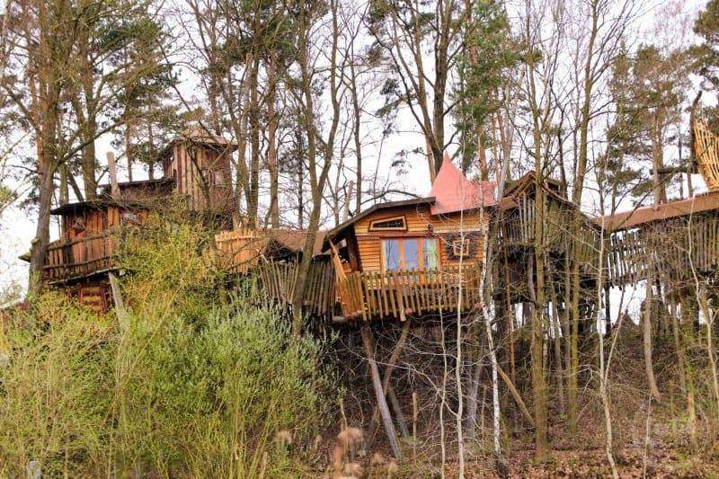 Kulturinsel Einsiedel - 3 Tage im Baumhaushotel