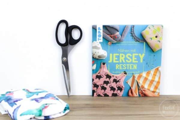 Buchvorstellung - Nähen mit Jerseyresten | textilsucht.de