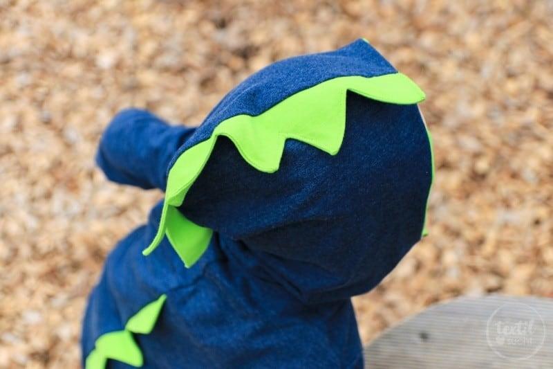 Schnittmuster Dino Jacke - Bild 3 | textilsucht.de