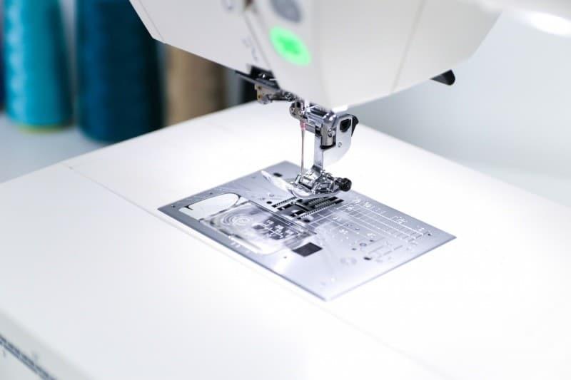 Janome Memory Craft 9400 Testbericht - Bild 3 | textilsucht.de