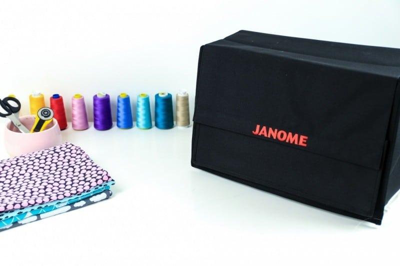 Janome Memory Craft 9400 Testbericht - Bild 9 | textilsucht.de