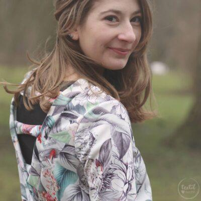 Schnittmuster Longshirt mit Rückenausschnitt - textilsucht (10)