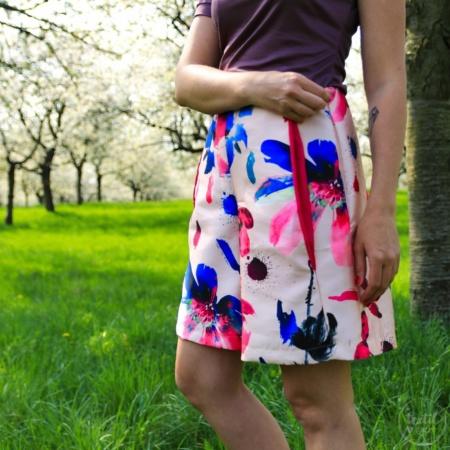 Schnittmuster Hosenrock Leandra Textilsucht (8)