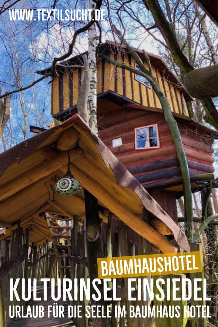 Urlaub im Baumhaushotel