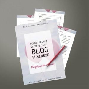 Ebook: Dein erfolgreiches Onlinebusiness