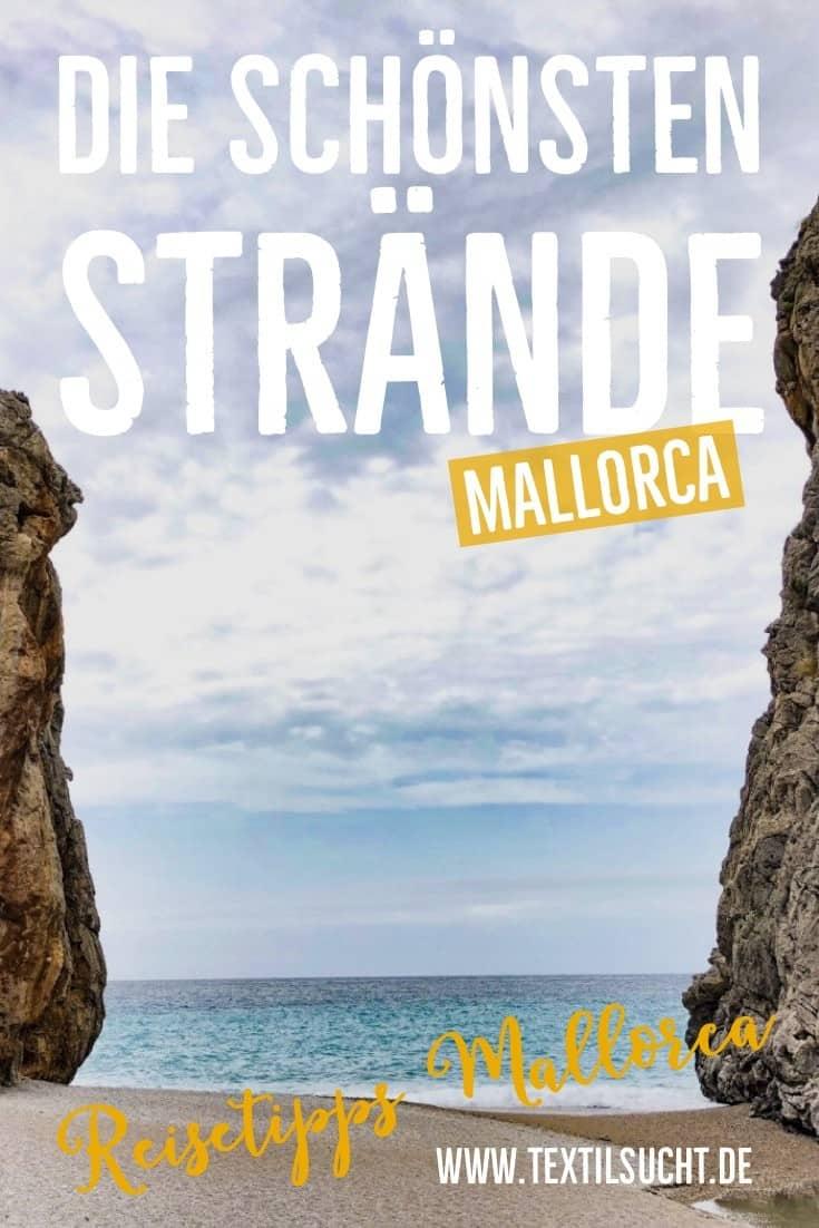 Die schönsten Strände Mallorcas