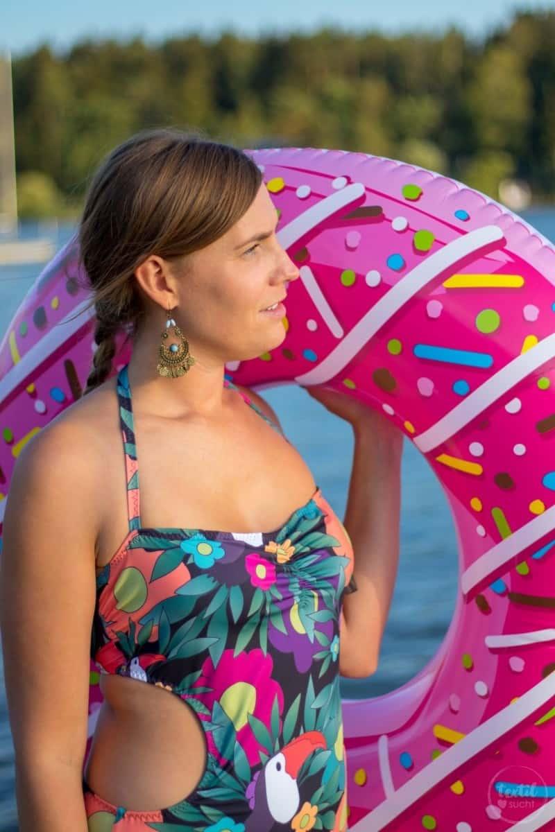 Mein neuer Badeanzug Abigail (Freebook) - Bild 1 | textilsucht