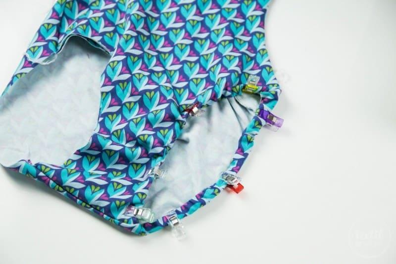 Nähanleitung: Badeanzug Abigail inklusive kostenlosem Schnittmuster - Bild 9 | textilsucht.de
