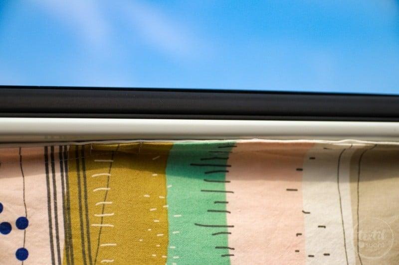 Nähanleitung: Magnetischen Sonnenschutz für's Auto nähen - Bild 2 | textilsucht.de