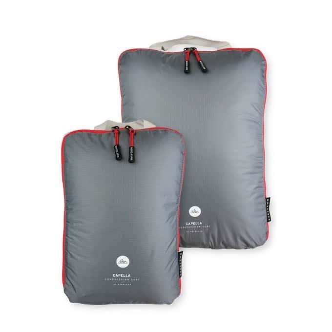 NORDKAMM Packtaschen mit Kompression