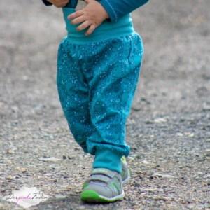 Schnittmuster Babyhose Jascha inkl. Nähanleitung
