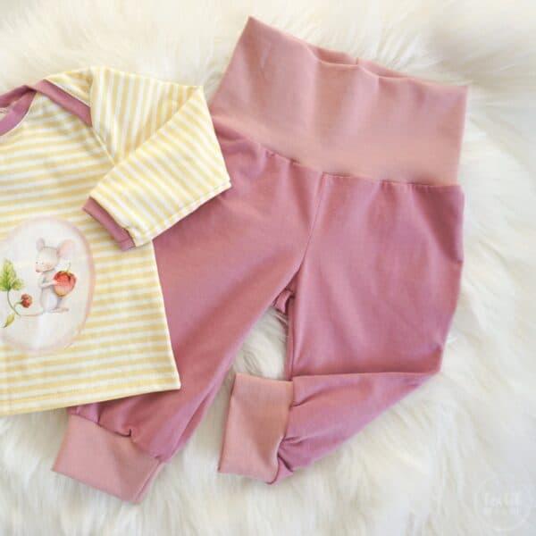 Schnittmuster Hose Jascha für Babys (1)