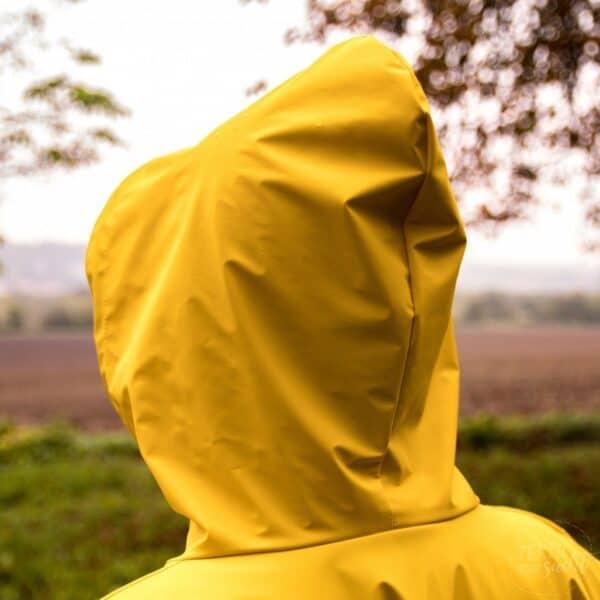 Schnittmuster Regenponcho Erwachsene