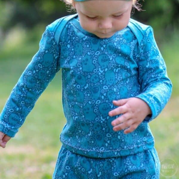 Schnittmuster Shirt und Body fuer Babys (3)