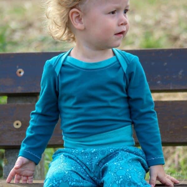 Schnittmuster Shirt und Body fuer Babys (4)