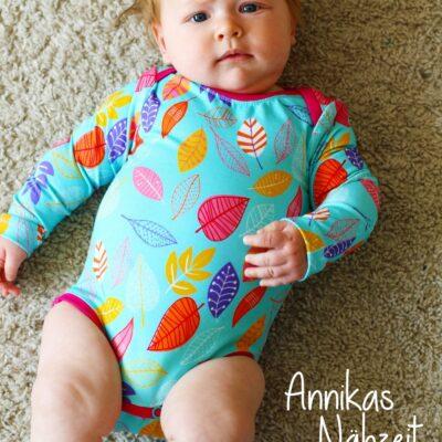 Schnittmuster Shirt und Body fuer Babys (5)