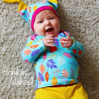 Schnittmuster Shirt und Body fuer Babys (6)
