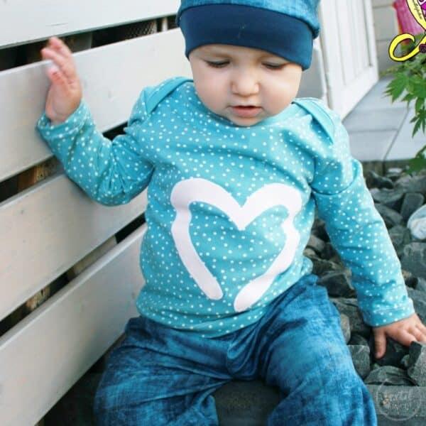 Schnittmuster Shirt und Body fuer Babys (9)