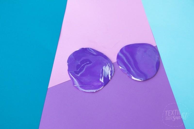 Magnetische Nadelschale aus Fimo basteln - Bild 4   textilsucht.de