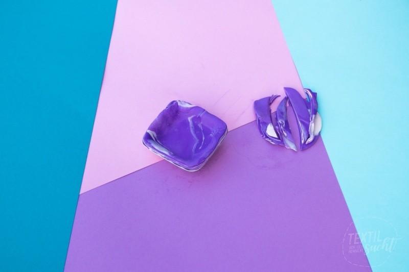 Magnetische Nadelschale aus Fimo basteln - Bild 7   textilsucht.de