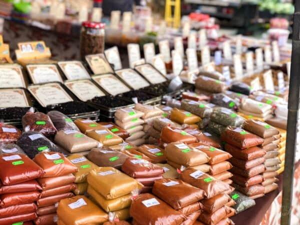 Wochenmärkte Andalusien