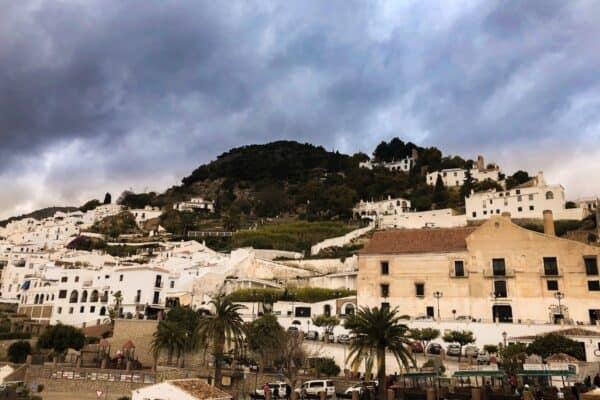 Friggiliana - das schönste Bergdorf Andalusiens