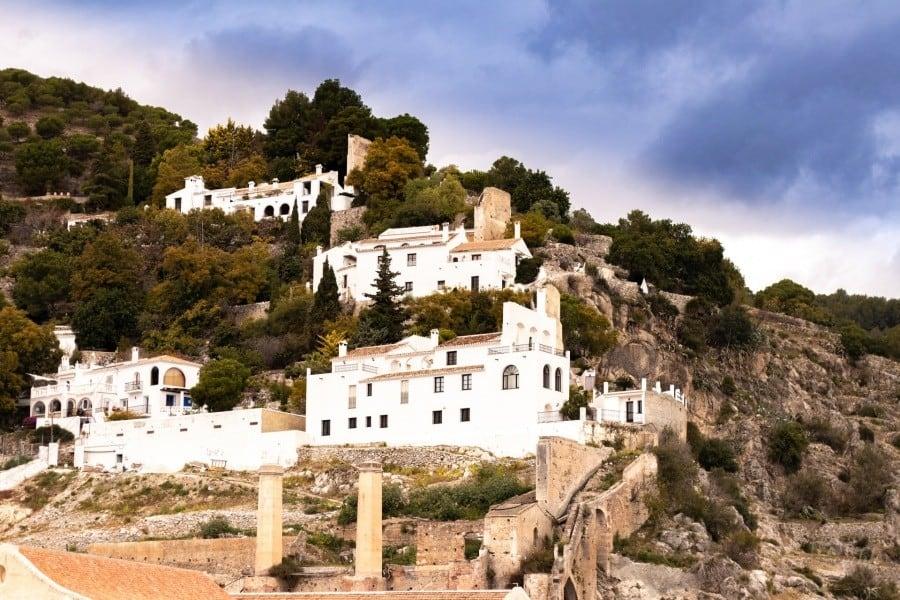 Friggiliana - das schönste Bergdorf Andalusiens -  Bild 5 | textilsucht.de