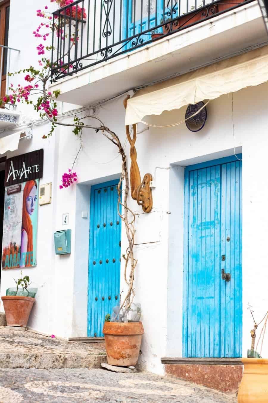 Friggiliana - das schönste Bergdorf Andalusiens -  Bild 1 | textilsucht.de