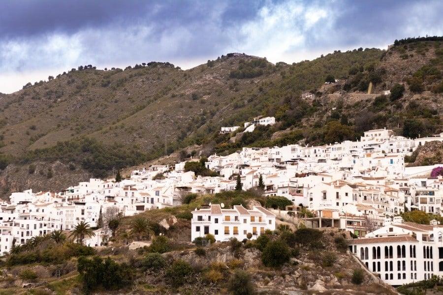 Friggiliana - das schönste Bergdorf Andalusiens -  Bild 2 | textilsucht.de