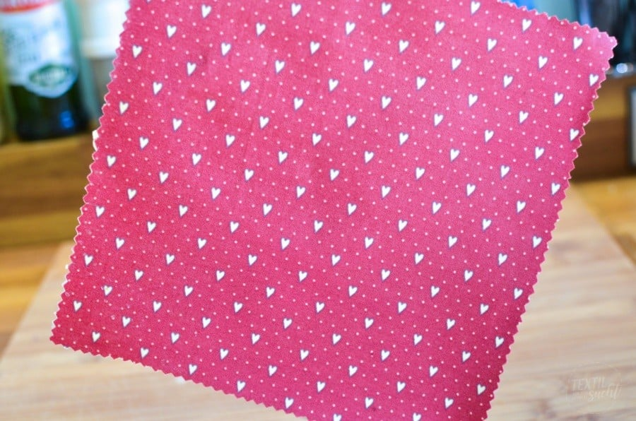 Bienenwachstücher selber machen - textilsucht.de