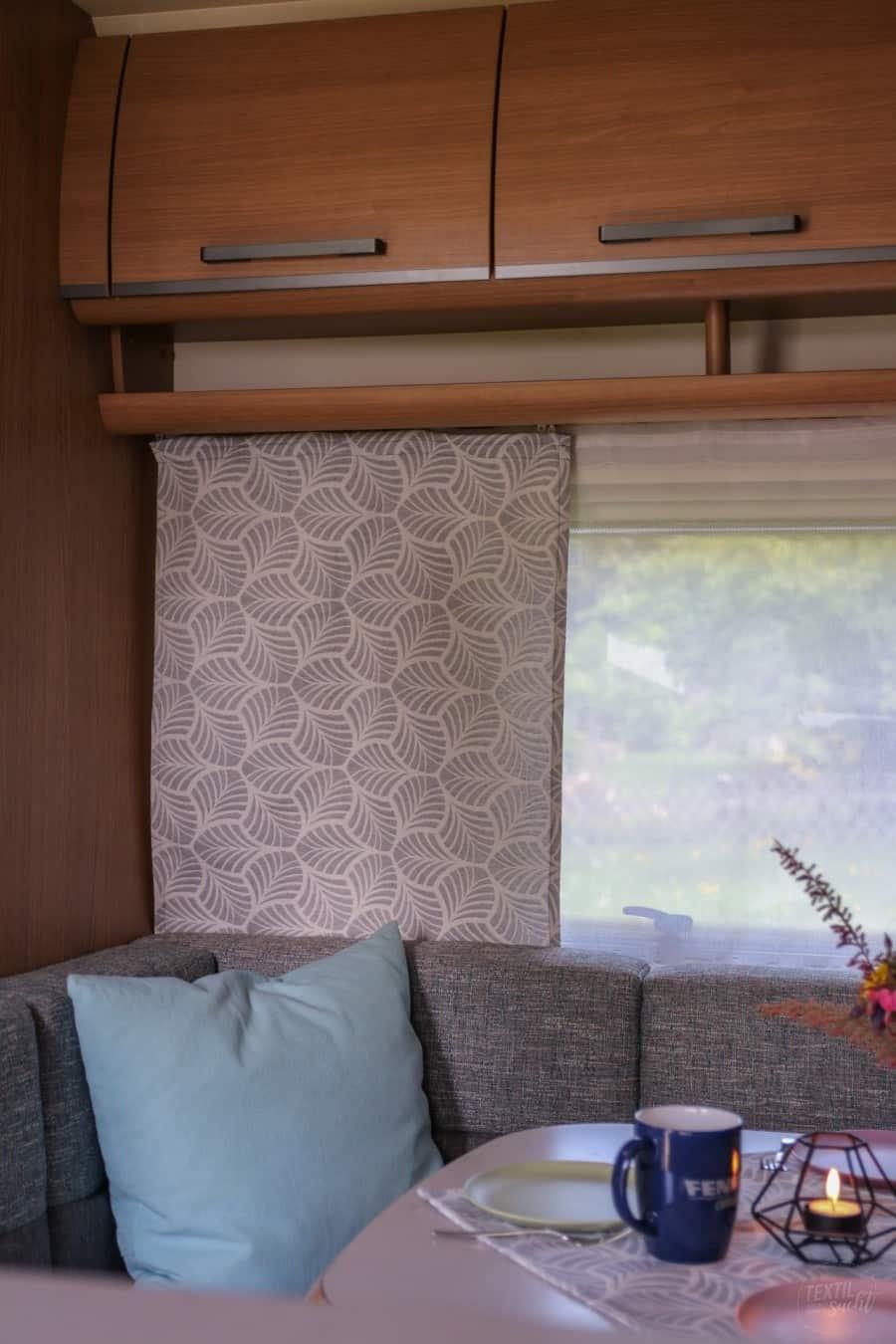Nähen für den Wohnwagen: Gardinen nähen - Bild 4 - Textilsucht.de