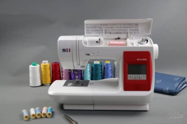 Nähschule: So reinigst und pflegst du deine Nähmaschine und Overlock