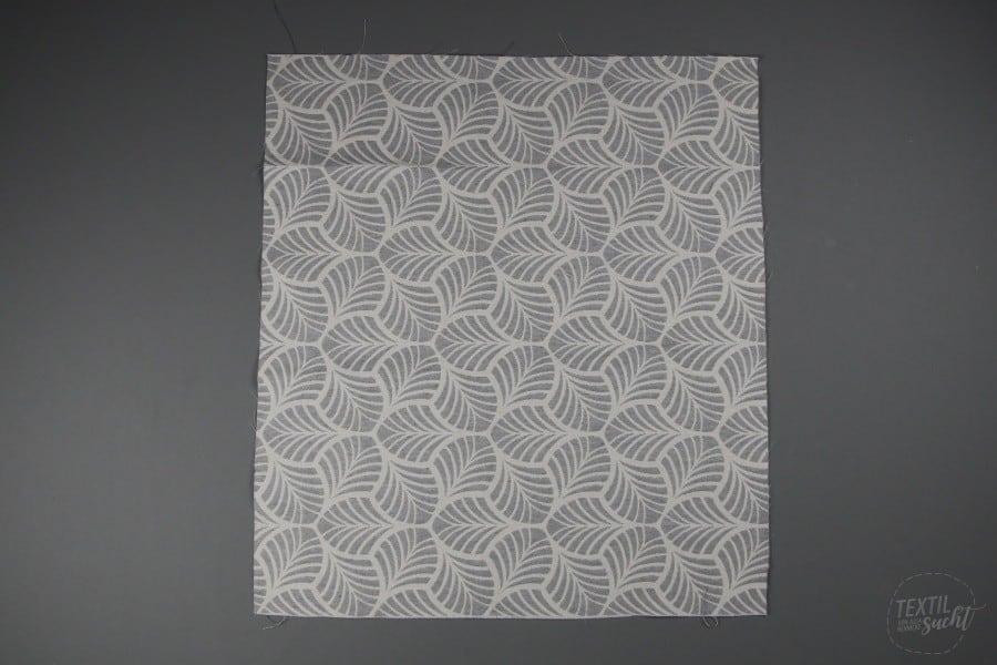Nähen für den Wohnwagen: Gardinen nähen - Schritt 1 - Textilsucht.de