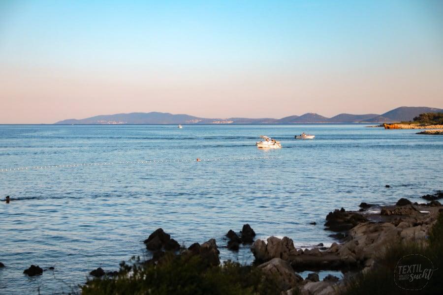 Campingplätze Kroatien: Camping Rapoća - Strand