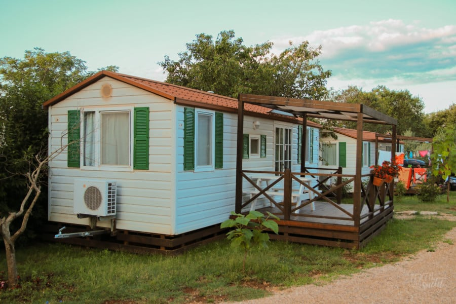 Mobilehomes Camp Dvor