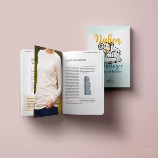 Ebook: Nähen lernen - Grundlagen und Techniken