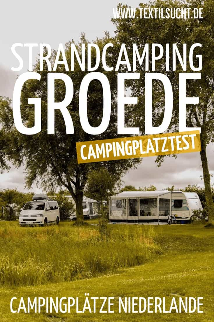 Campingplatztest Strandcamping Groede