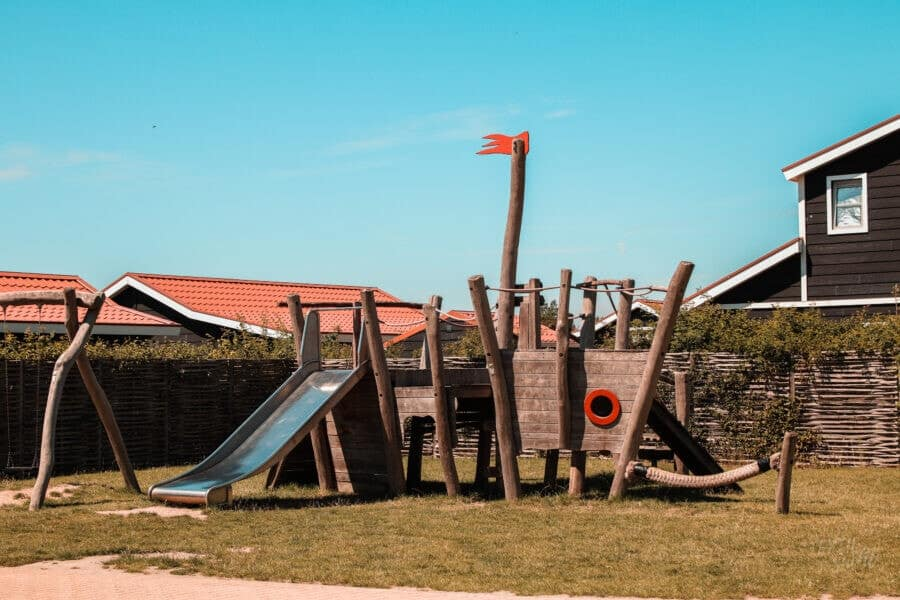 Strandpark De Zeeujwse Kust - Spielplatz