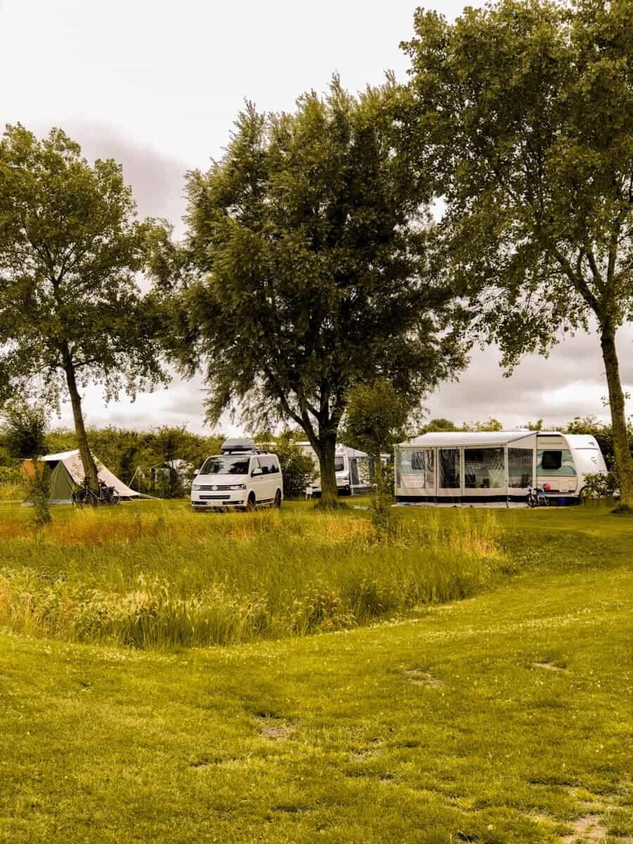 Campingplatz Komfort XXL