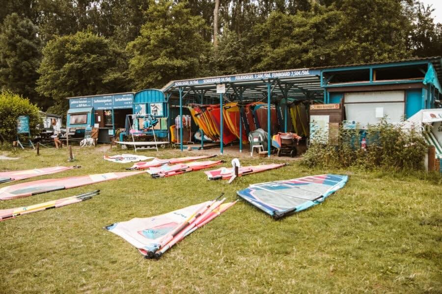 Camping Boek