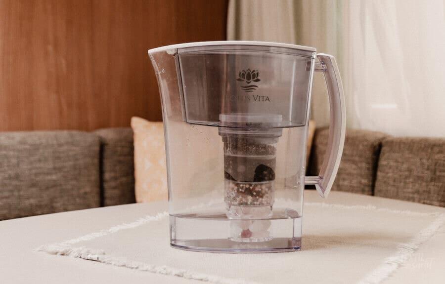 Kannenwasserfilter von Lotus Vita