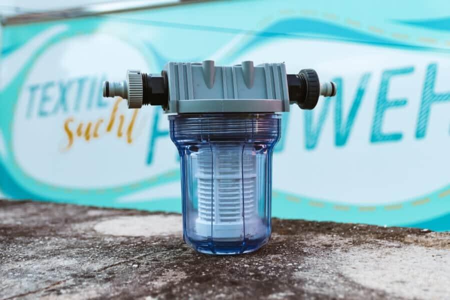 Trinkwasserfilter im Wohnwagen: Vorfilter Typ 100 von Alko