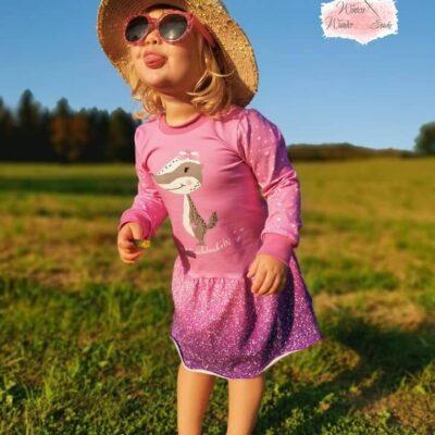 Schnittmuster Kinderkleid Elli