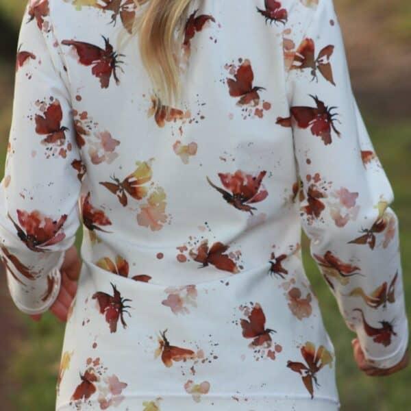 Schnittmuster Shirt Farina für Kinder