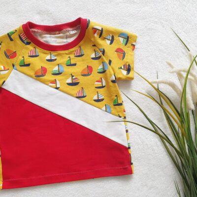 Schnittmuster Shirt Lui 11