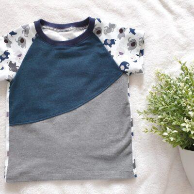 Schnittmuster Shirt Lui 14