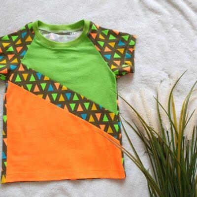 Schnittmuster Shirt Lui 15