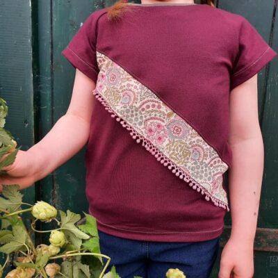 Schnittmuster Shirt Lui 16