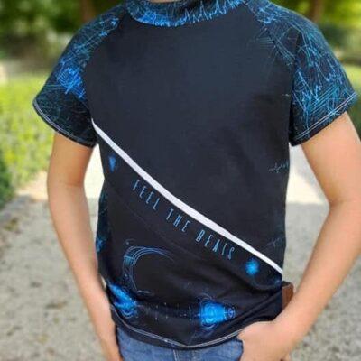 Schnittmuster Shirt Lui 5